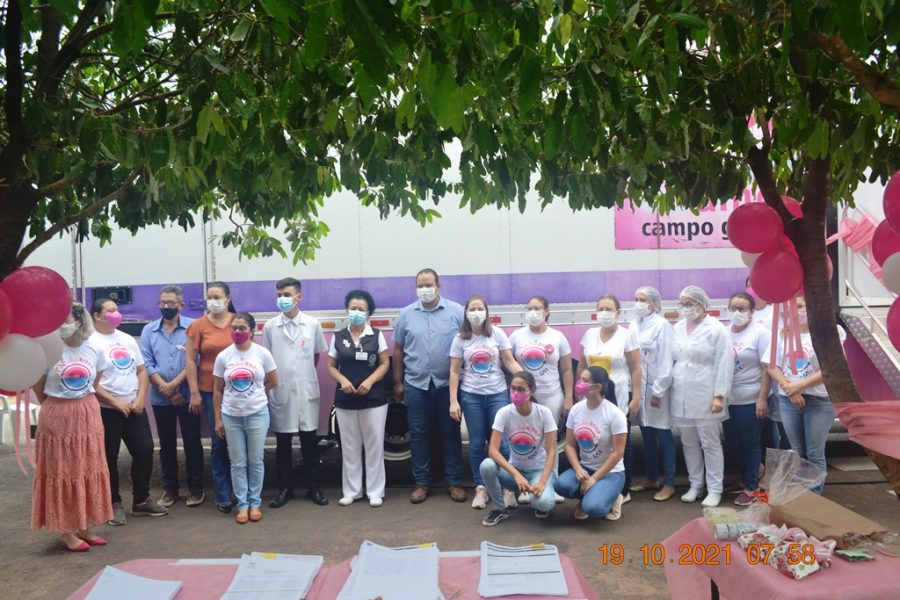 Carreta do Hospital do Amor realiza atendimentos a partir de hoje (19) e segue até amanhã (20).
